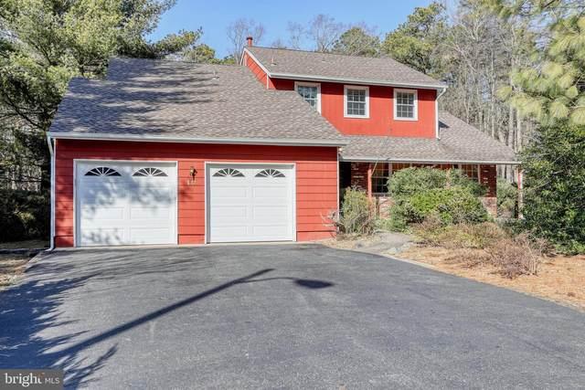 10 Knotty Oak Drive, MEDFORD, NJ 08055 (#NJBL392504) :: Sunrise Home Sales Team of Mackintosh Inc Realtors