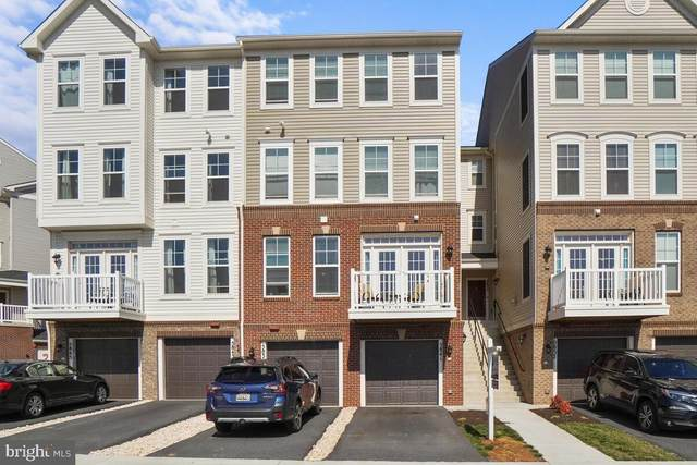 5841 Bella Marie Way, FREDERICK, MD 21703 (#MDFR278550) :: Gail Nyman Group