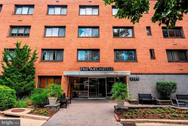 2725 39TH Street NW #206, WASHINGTON, DC 20007 (#DCDC510694) :: Gail Nyman Group
