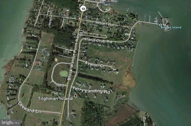Island Club Road, TILGHMAN, MD 21671 (#MDTA140520) :: Corner House Realty