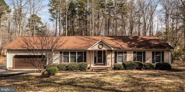 7431 Harrison Drive, KING GEORGE, VA 22485 (#VAKG120986) :: Berkshire Hathaway HomeServices McNelis Group Properties