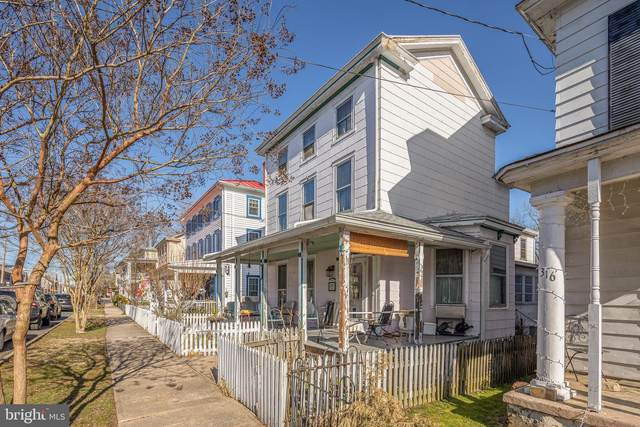 314 Bohemia Avenue, CHESAPEAKE CITY, MD 21915 (#MDCC173566) :: ExecuHome Realty