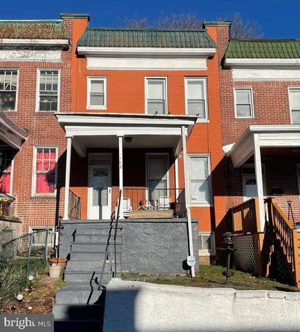 748 N Edgewood Street, BALTIMORE, MD 21229 (#MDBA541742) :: Advance Realty Bel Air, Inc