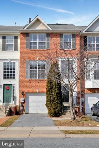 1943 Fieldstone Way, FREDERICK, MD 21702 (#MDFR278556) :: Ultimate Selling Team