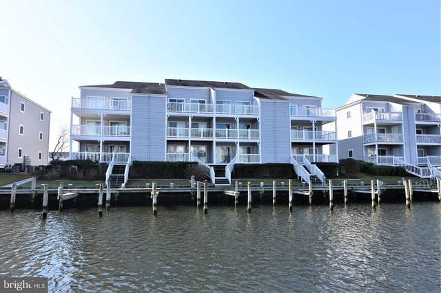 12301 Jamaica Avenue E116, OCEAN CITY, MD 21842 (#MDWO120588) :: AJ Team Realty