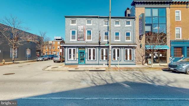 2300 Boston Street, BALTIMORE, MD 21224 (#MDBA541752) :: ExecuHome Realty