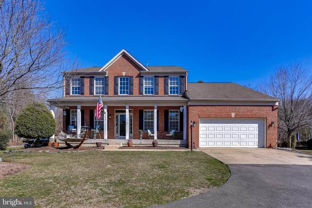 1618 Stern Court, ANNAPOLIS, MD 21409 (#MDAA460748) :: Keller Williams Realty Centre
