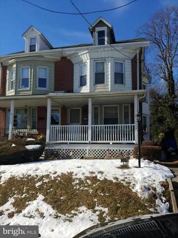 110 Walnut Street, CLIFTON HEIGHTS, PA 19018 (#PADE540546) :: Keller Williams Realty - Matt Fetick Team