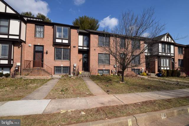16 Dickens Square, LUTHERVILLE TIMONIUM, MD 21093 (#MDBC521326) :: The MD Home Team