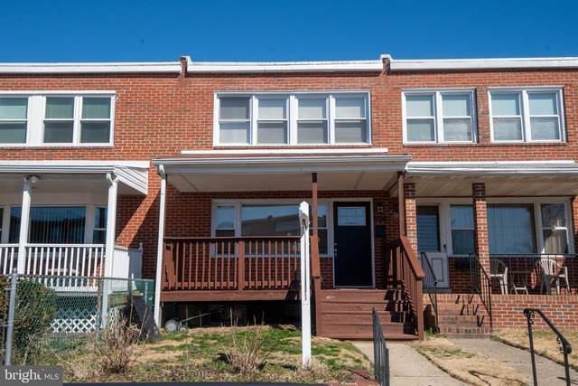 8136 Del Haven Road, BALTIMORE, MD 21222 (#MDBC521336) :: Corner House Realty