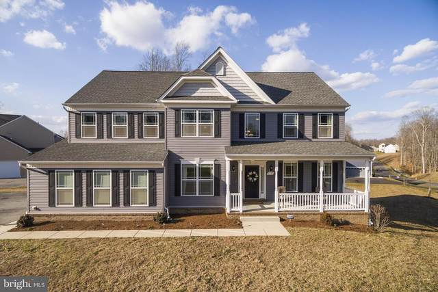 3215 Pageway Court, HUNTINGTOWN, MD 20639 (#MDCA181422) :: Bob Lucido Team of Keller Williams Integrity