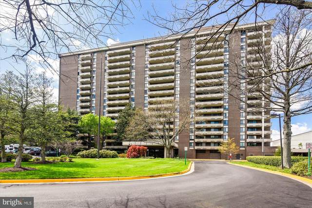 1800 Old Meadow Road #1502, MCLEAN, VA 22102 (#VAFX1184272) :: RE/MAX Cornerstone Realty