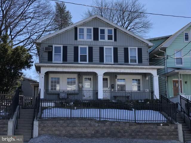 11-13 Center Avenue, SCHUYLKILL HAVEN, PA 17972 (MLS #PASK134356) :: Kiliszek Real Estate Experts