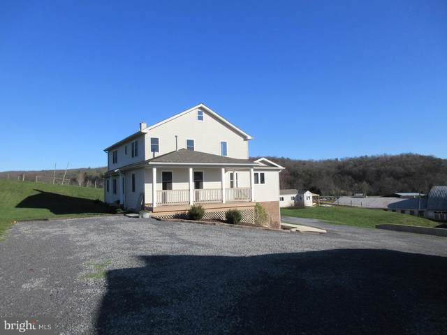 6317 Waggoners Gap Road, LANDISBURG, PA 17040 (#PAPY103132) :: The Jim Powers Team