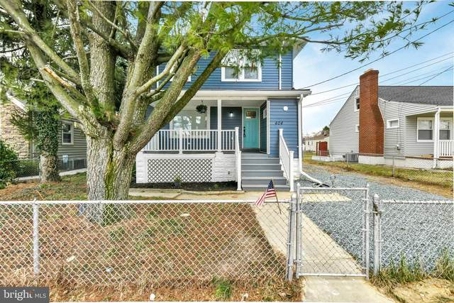 404 Lorraine Avenue, BALTIMORE, MD 21221 (#MDBC521340) :: Berkshire Hathaway HomeServices McNelis Group Properties