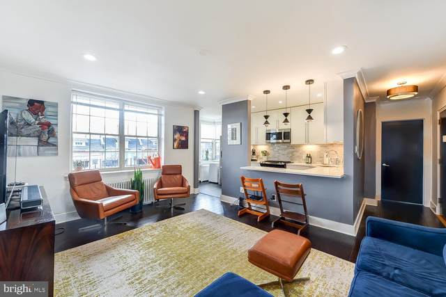 939 Longfellow Street NW #203, WASHINGTON, DC 20011 (#DCDC510738) :: City Smart Living