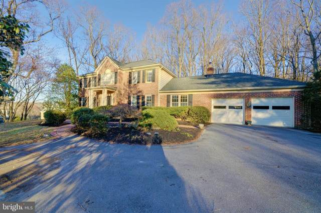 10564 Hunters Way, LAUREL, MD 20723 (#MDHW291136) :: The Redux Group