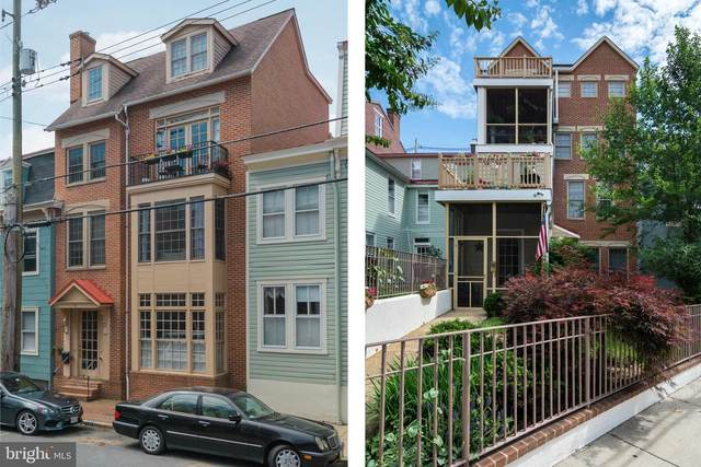 181 Prince George Street, ANNAPOLIS, MD 21401 (#MDAA460768) :: Colgan Real Estate