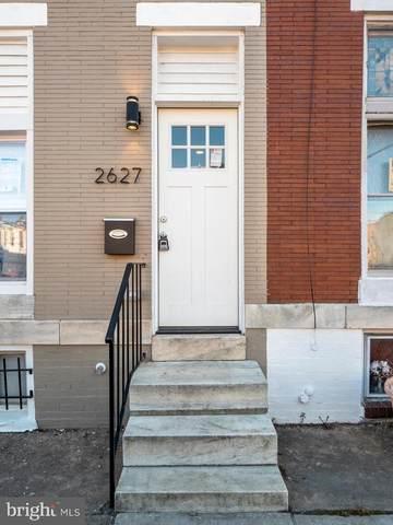 2627 E Madison Street, BALTIMORE, MD 21205 (#MDBA541786) :: Colgan Real Estate