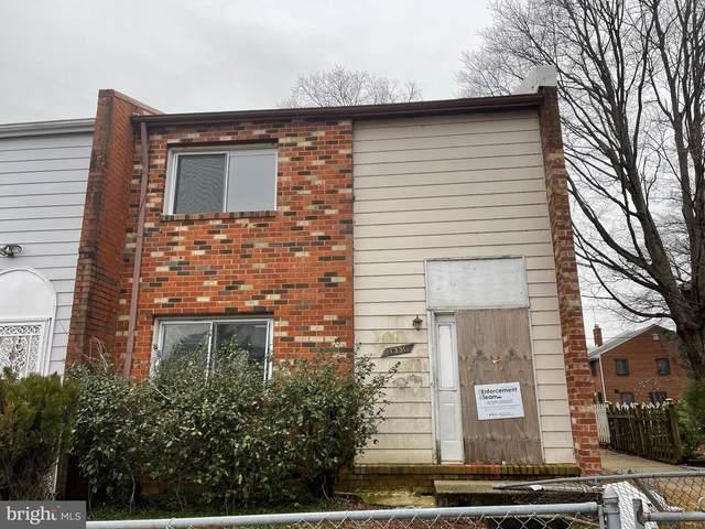 1330 Barnaby Terrace SE, WASHINGTON, DC 20032 (#DCDC510748) :: EXIT Realty Enterprises