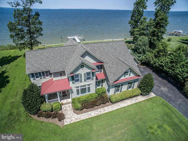249 Lighthouse View Drive, STEVENSVILLE, MD 21666 (#MDQA146922) :: Dart Homes