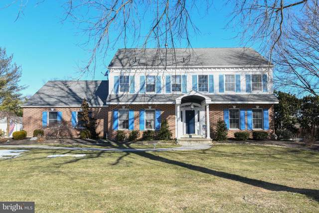 325 Ginkgo Drive, BLUE BELL, PA 19422 (#PAMC684626) :: Jason Freeby Group at Keller Williams Real Estate
