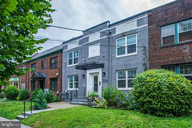 709 Jackson Street NE #2, WASHINGTON, DC 20017 (#DCDC510776) :: CENTURY 21 Core Partners