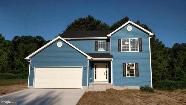 LOT 25 William Ross Lane, SEAFORD, DE 19973 (#DESU178590) :: CoastLine Realty