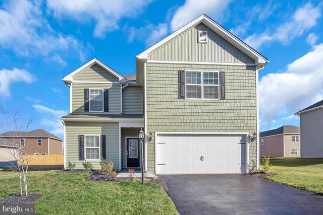 TBD Lot 9 Calder Street, MARTINSBURG, WV 25401 (#WVBE184108) :: The Mike Coleman Team