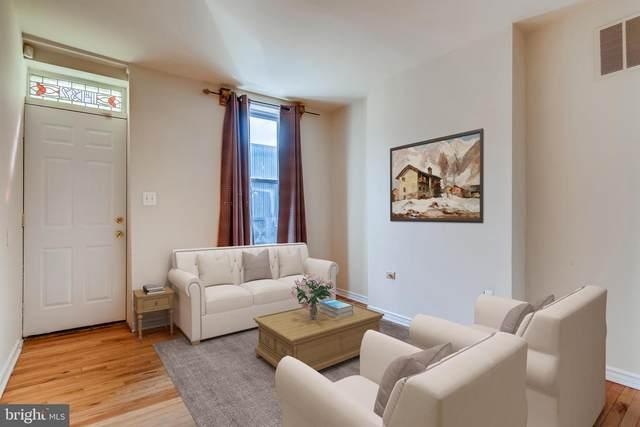 1432 Ward Street, BALTIMORE, MD 21230 (#MDBA541818) :: Revol Real Estate