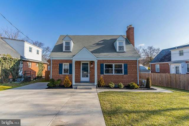 8121 Old Georgetown Road, BETHESDA, MD 20814 (#MDMC746792) :: Advance Realty Bel Air, Inc