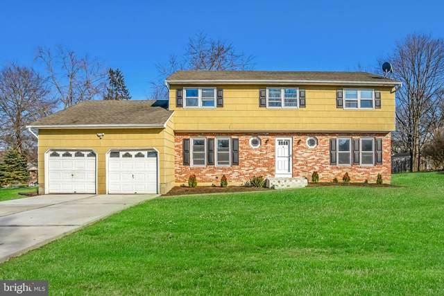 4 Blue Ridge Drive, TRENTON, NJ 08638 (#NJME308630) :: Give Back Team