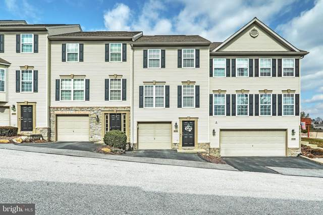 2723 Foxshire Drive #124, YORK, PA 17402 (#PAYK153936) :: The Craig Hartranft Team, Berkshire Hathaway Homesale Realty