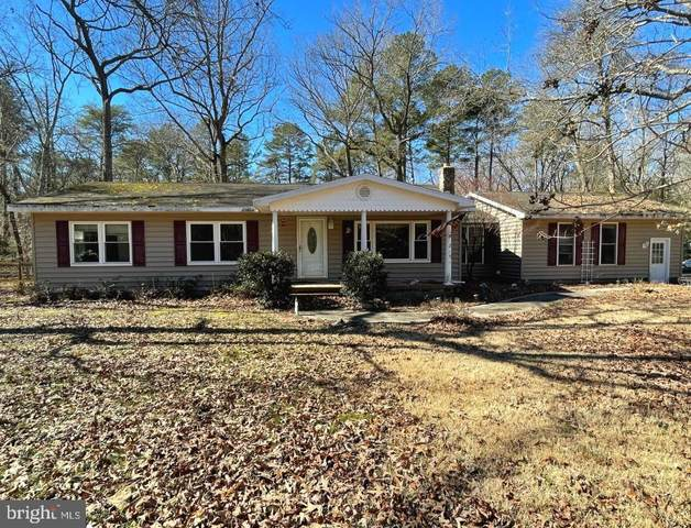 3454 Bowman Road, SEAFORD, DE 19973 (#DESU178600) :: Barrows and Associates