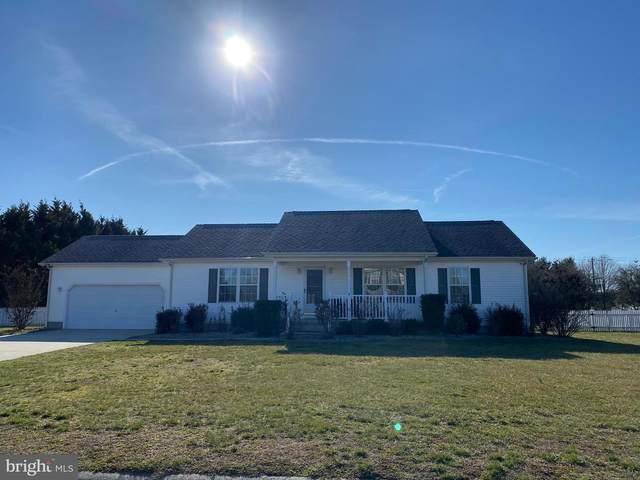 386 W Chestnut Ridge Drive, MAGNOLIA, DE 19962 (#DEKT246874) :: Colgan Real Estate