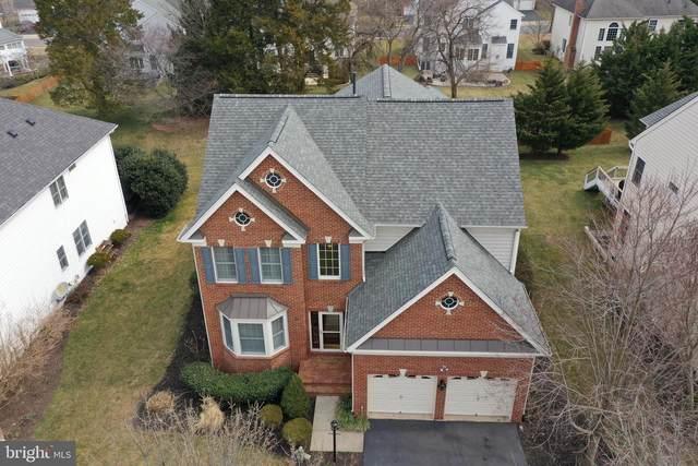 5440 Bowers Hill Drive, HAYMARKET, VA 20169 (#VAPW516254) :: Berkshire Hathaway HomeServices McNelis Group Properties