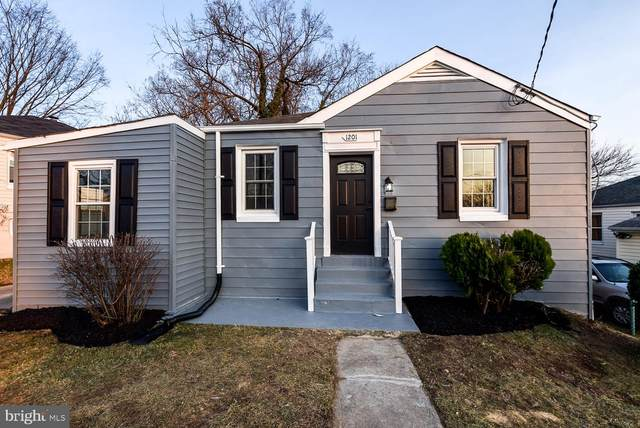 1201 Dunbar Oaks Drive, CAPITOL HEIGHTS, MD 20743 (#MDPG598768) :: Network Realty Group