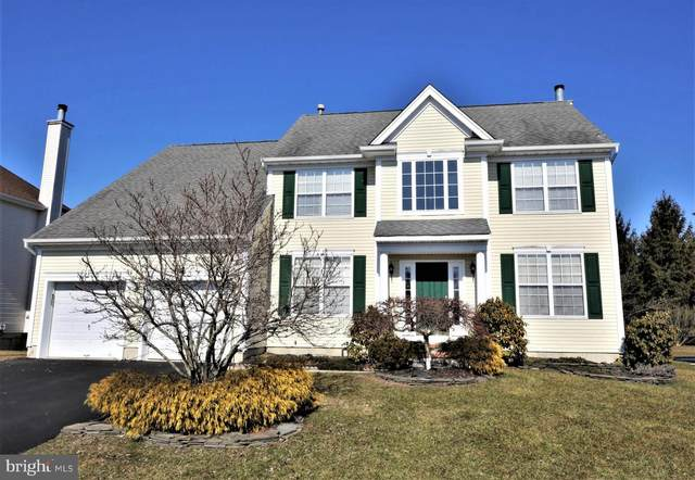 7 Monica Way, MONMOUTH JUNCTION, NJ 08852 (#NJMX126098) :: RE/MAX Main Line