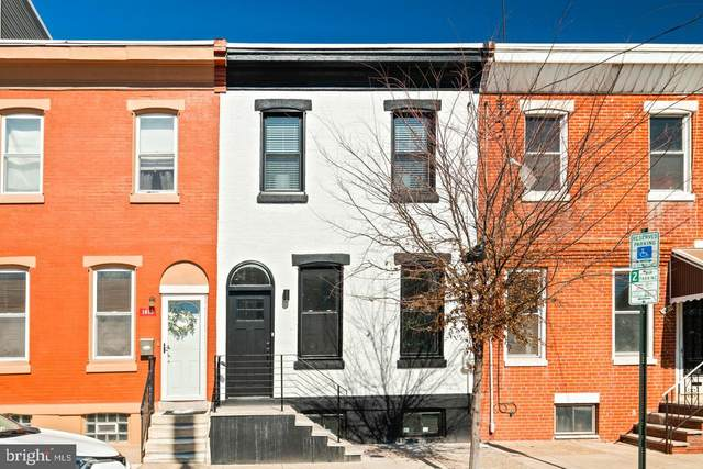 1813 Dickinson Street, PHILADELPHIA, PA 19146 (#PAPH992998) :: The Lux Living Group
