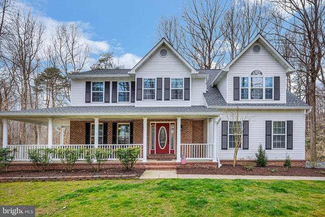 3160 Mayberry Avenue, HUNTINGTOWN, MD 20639 (#MDCA181440) :: Realty One Group Performance