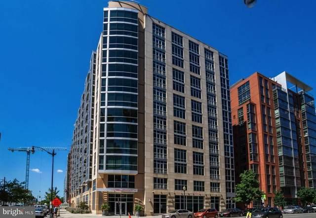 1025 1ST Street SE #801, WASHINGTON, DC 20003 (#DCDC510826) :: Crossman & Co. Real Estate