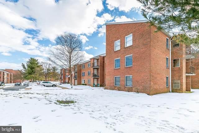 400 Chapel Court #213, WALKERSVILLE, MD 21793 (#MDFR278602) :: The Schiff Home Team