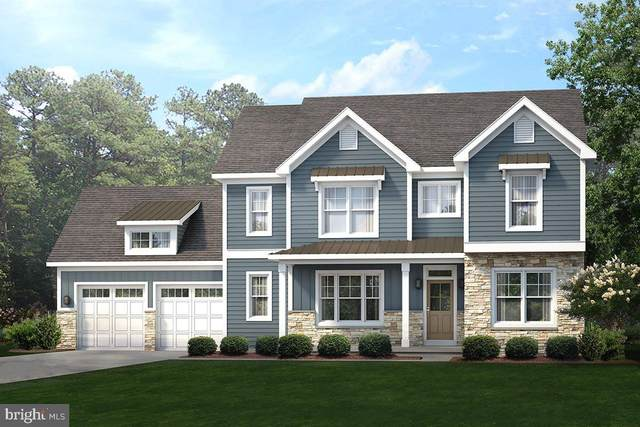 Lot 10A Scotchbroom Lane, SALISBURY, MD 21801 (#MDWC111924) :: Atlantic Shores Sotheby's International Realty