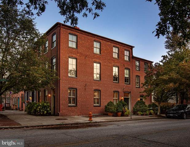 149 W Montgomery Street, BALTIMORE, MD 21230 (#MDBA541854) :: Lucido Agency of Keller Williams