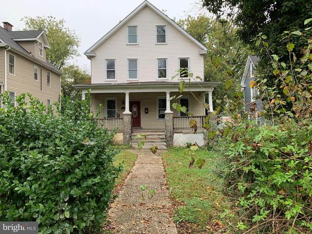 710 Springfield Avenue, BALTIMORE, MD 21212 (#MDBA541864) :: Shawn Little Team of Garceau Realty