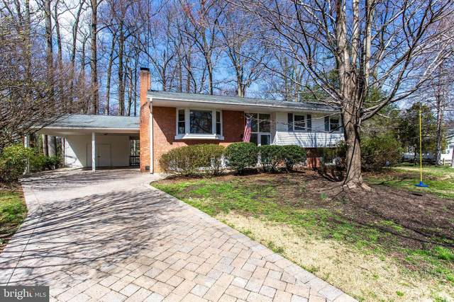 1013 Mountfort Court SW, VIENNA, VA 22180 (#VAFX1184394) :: The MD Home Team