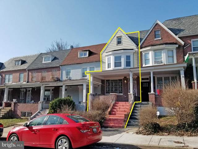 3412 Holmes Avenue, BALTIMORE, MD 21217 (#MDBA541872) :: SURE Sales Group