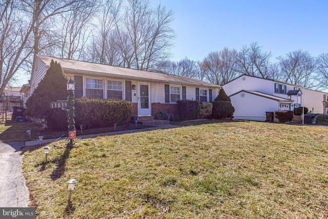 13839 Meadowbrook Road, WOODBRIDGE, VA 22193 (#VAPW516278) :: AJ Team Realty
