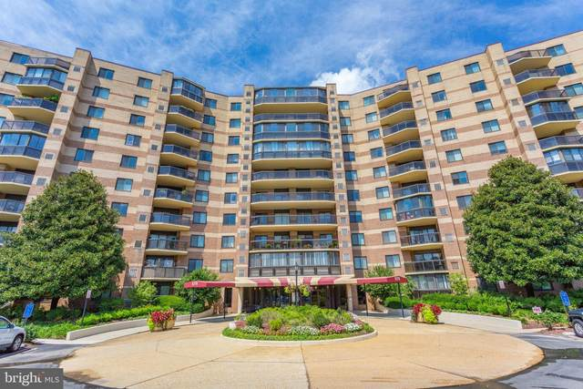 8370 Greensboro Drive #516, MCLEAN, VA 22102 (#VAFX1184398) :: Gail Nyman Group