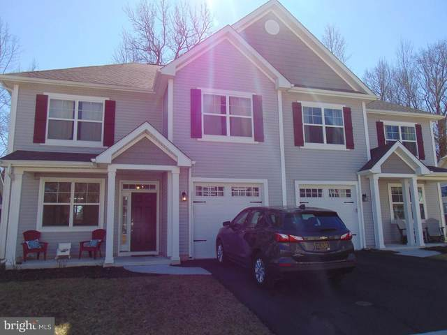 29210 Shady Creek Lane #18, DAGSBORO, DE 19939 (#DESU178634) :: Loft Realty